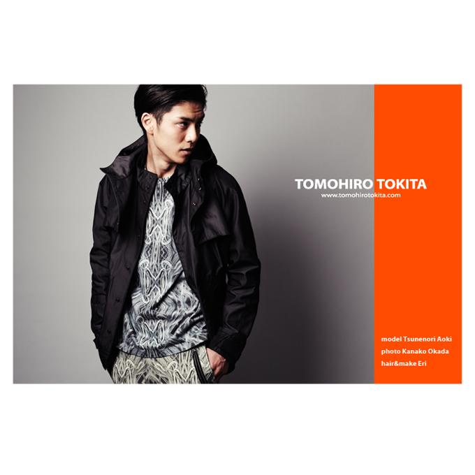 TOMOHIRO TOKITA with Tsunenori Aoki